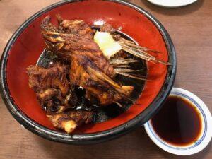いけす煮魚